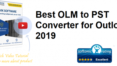 Photo of Best OLM to PST Converter List for Outlook 2019 Version