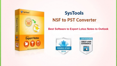 Best Software to Export Lotus Notes to Outlook