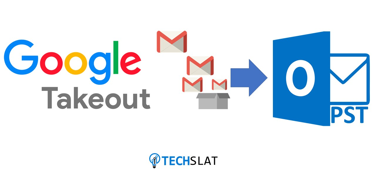 List of Best Google Takeout to PST Converters for Outlook