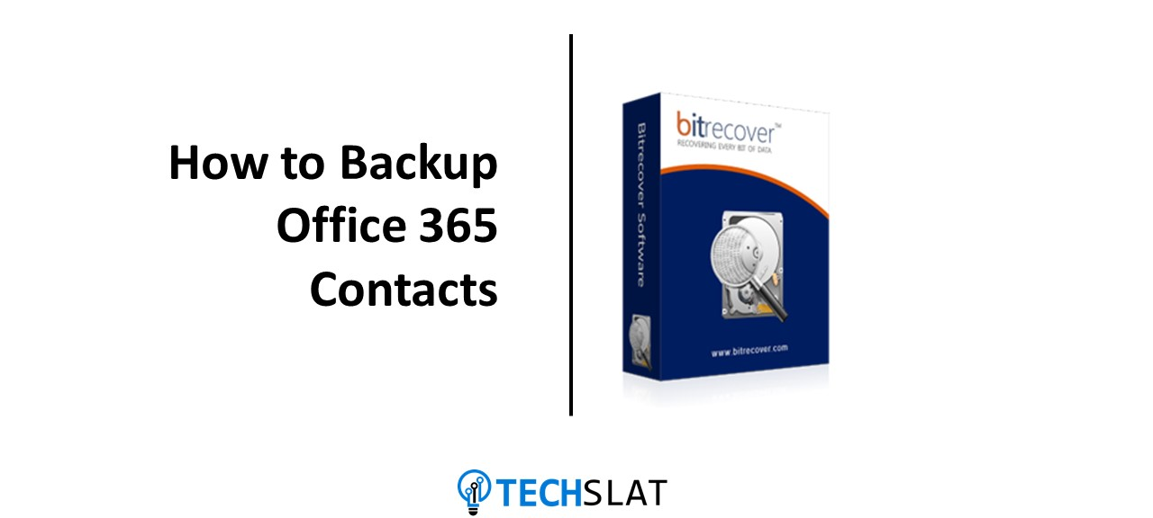 backup office 365 contacts