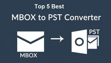 Photo of Top 5 Best MBOX to PST Converter for Outlook 2019