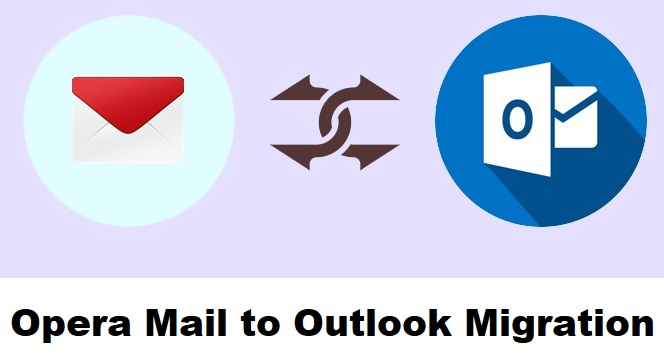 opera mail to outlook 2019