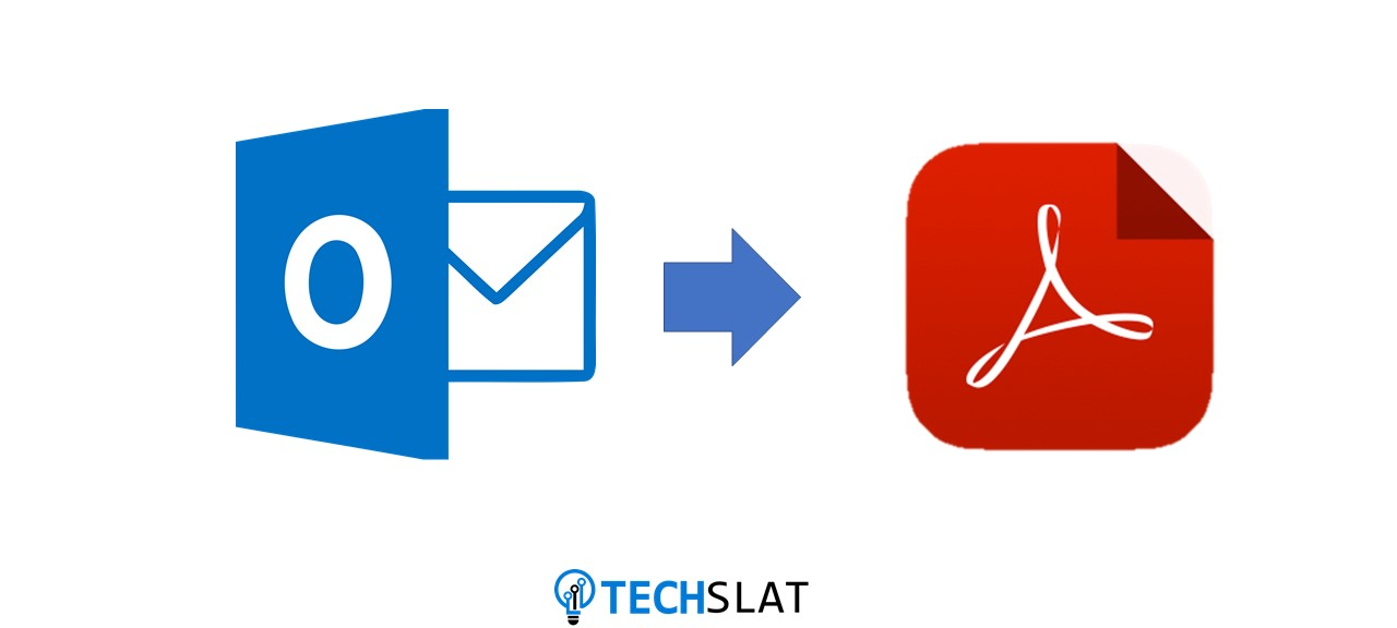 To outlook as pdf how email