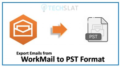 WorkMail to PST