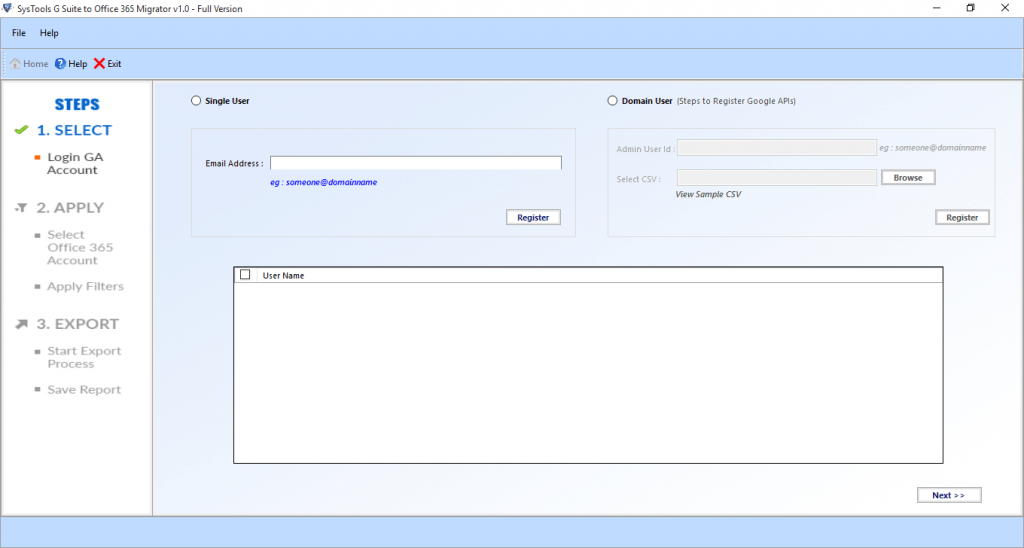 gmail to office 365