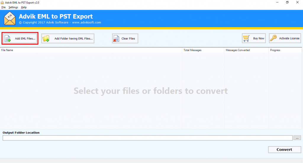 How to Export Emails from Windows Live Mail to PST File