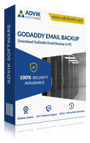 best godaddy email backup