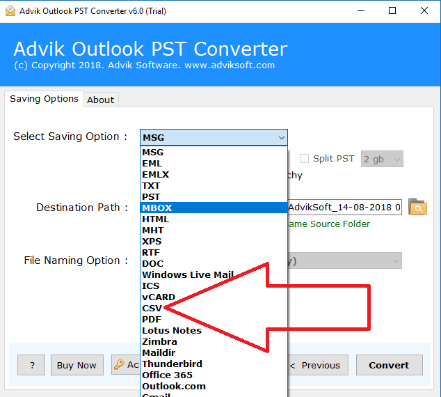 How to convert PST to CSV without Outlook - Complete Guide