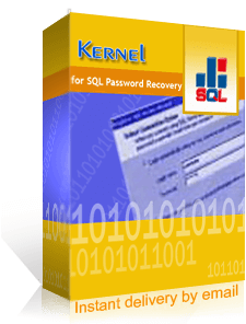 recover password from sql