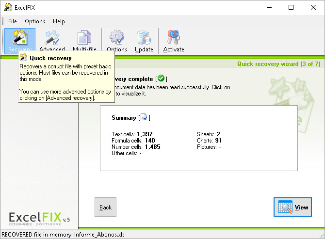 best excel recovery tool 2020